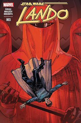 Lando (Comic-book) #3