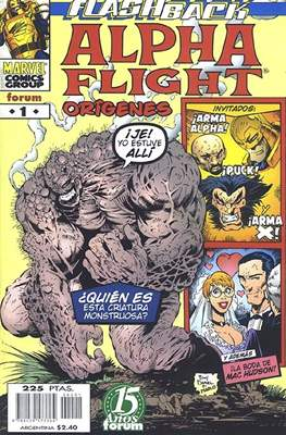 Alpha Flight. Orígenes