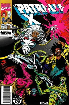 La Patrulla X Vol. 1 (1985-1995) #130