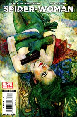 Spider-Woman (Vol. 4 2009-2010) (Comic Book) #4