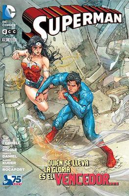 Superman. Nuevo Universo DC / Renacimiento (Grapa) #19