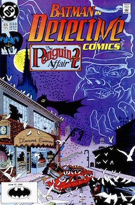 Detective Comics Vol. 1 (1937-2011; 2016-) (Comic Book) #615