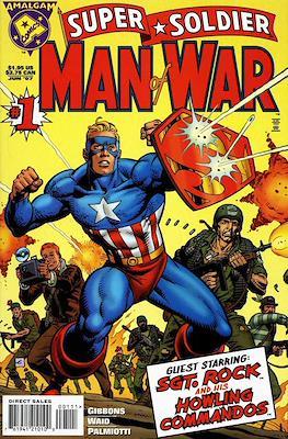 Super Soldier Man Of War