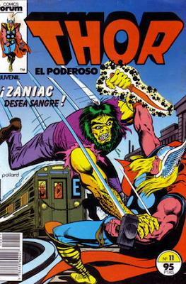 Thor, el Poderoso (1983-1987) #11