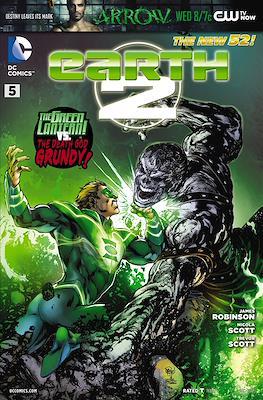 Earth 2 (2012-2015) (Grapa) #5