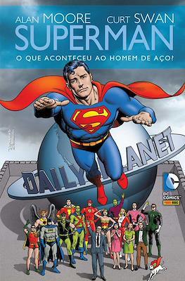 Superman. O que aconteceu ao Homem de Aço?