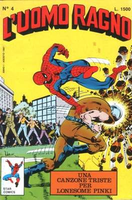 L'Uomo Ragno / Spider-Man Vol. 1 / Amazing Spider-Man #4