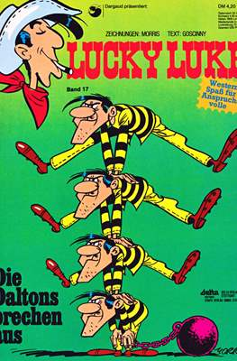 Lucky Luke (Softcover) #17