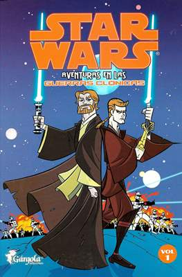 Star Wars. Aventuras en las Guerras Clónicas (Rústica) #1
