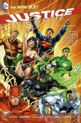 Justice League (2011-2016) (Hardcover) #1