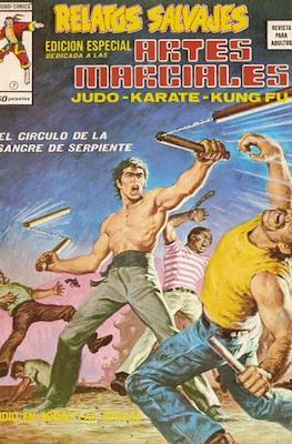 Relatos salvajes: Artes marciales Judo - Kárate - Kung Fu Vol. 1 #7