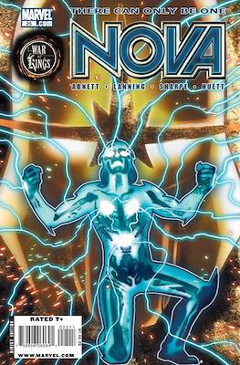 Nova Vol. 4 (Comic-Book) #25