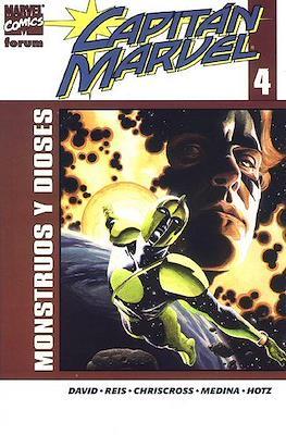 Capitán Marvel Vol. 2 (2003-2004) (Rústica 96 pp) #4