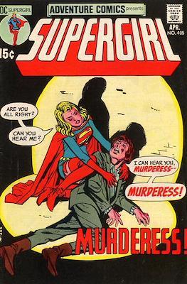 New Comics / New Adventure Comics / Adventure Comics (1935-1983; 2009-2011) (Saddle-Stitched) #405