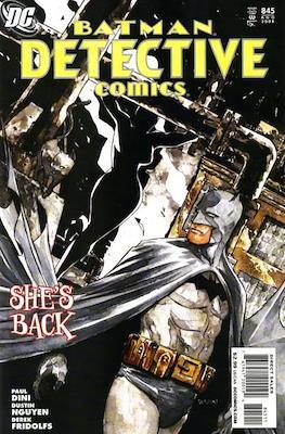 Detective Comics Vol. 1 (1937-2011; 2016-) (Comic Book) #845