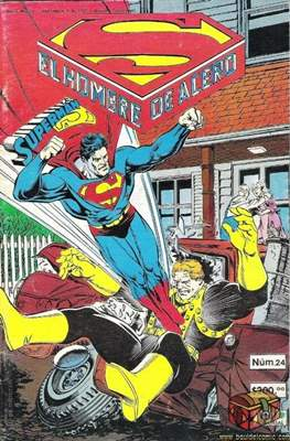 Superman Vol. 1 (Grapa. 1986-2001) #24