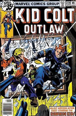 Kid Colt Outlaw Vol 1 (Comic-book.) #229