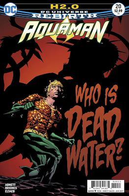 Aquaman Vol. 8 (2016-) #20