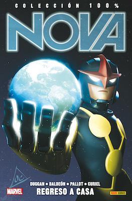 Nova. 100% Marvel (Rústica con solapas) #5