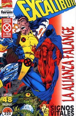 Excalibur Vol. 1 (1989-1995) (Grapa) #76