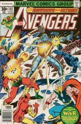 The Avengers Vol. 1 (1963-1996) (Grapa) #162