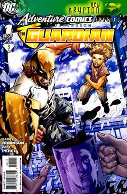 Adventure Comics Special Featuring: The Guardian (2009)
