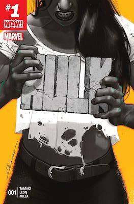 Hulk Vol. 4 (2016-2017) #1