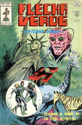Flecha Verde Vol. 1 (1978-1979) (Grapa 40 pp) #6