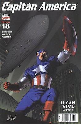 Capitán América vol. 5 (2003-2005) #18