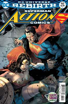Action Comics Vol. 1 (1938-2011; 2016-) (Comic Book) #960
