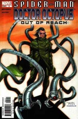 Spider-Man Doctor Octopus Out of Reach #5
