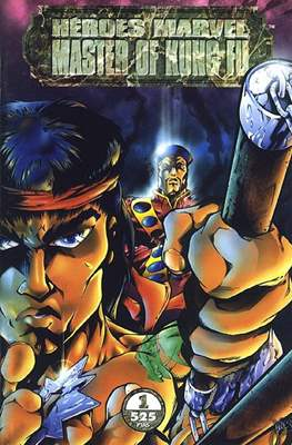 Héroes Marvel (1998) (Grapa 48-56-64-72 pp) #9