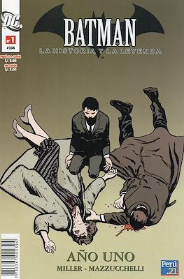 Batman. La Historia y la Leyenda (Grapa) #1