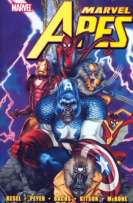 Marvel Apes