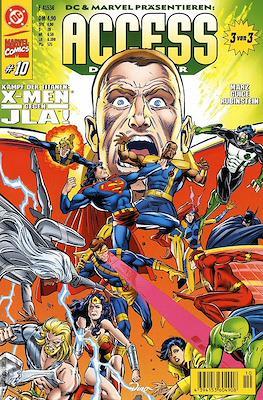 DC gegen Marvel / DC/Marvel präsentiert / DC Crossover präsentiert (Heften) #10