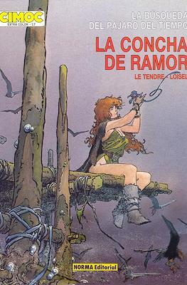 Colección Cimoc Extra Color (Rústica) #17