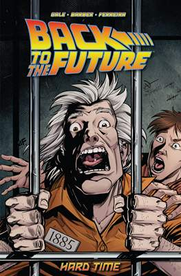 Back to the Future (Softcover) #4
