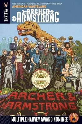 Archer & Armstrong (2012) (Softcover) #6