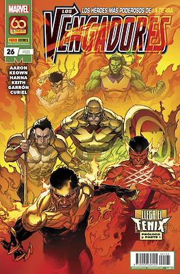 Los Vengadores Vol. 4 (2011-) (Grapa) #125/26