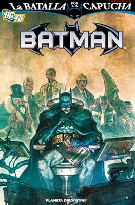 Batman. La batalla por la capucha: Compendio