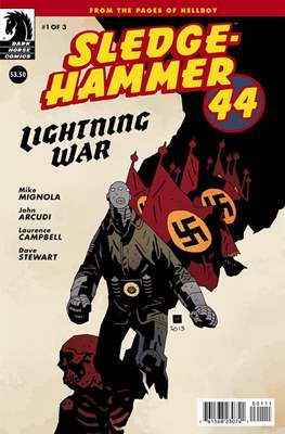 Sledgehammer 44 (Comic-book) #3