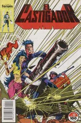 El Castigador (1988-1991) (Grapa 24 pp) #13