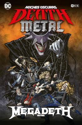 Noches Oscuras: Death Metal (Rústica 48 pp) #1