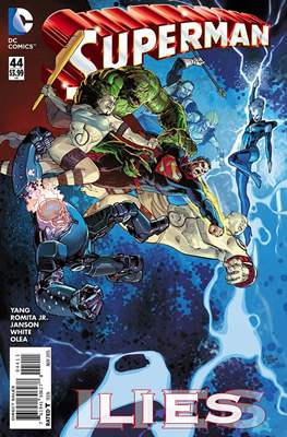 Superman Vol. 3 (2011-2016) (Comic Book) #44
