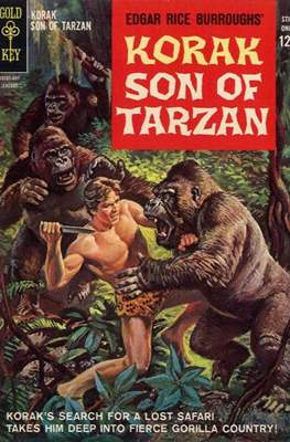 Korak Son of Tarzan / The Tarzan Family