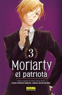 Moriarty el patriota (Rústica con sobrecubierta) #3