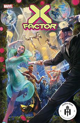 Factor-X (2020-) #9