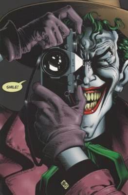 Absolute Batman: The Killing Joke. The 30th Anniversary Edition