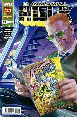 El Increíble Hulk Vol. 2 / Indestructible Hulk / El Alucinante Hulk / El Inmortal Hulk (2012-) #109/33