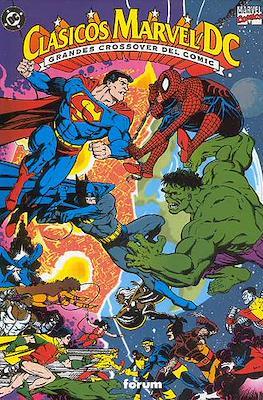 Clásicos Marvel / DC. Grandes Crossover del Cómic
